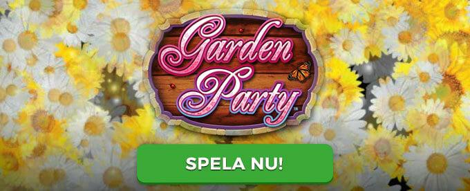 Garden Party header