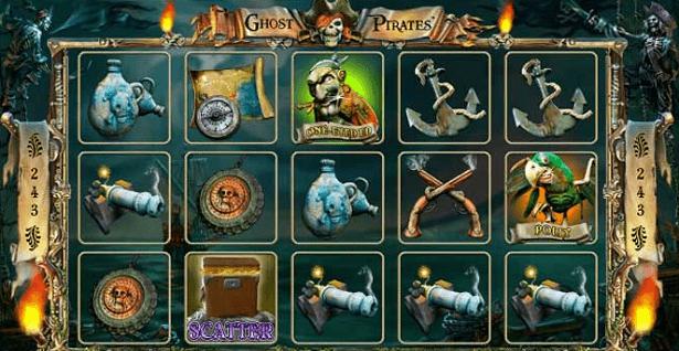 Ghost Pirates slot