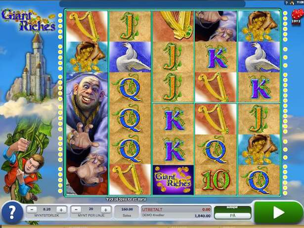 Giant Riches Slot
