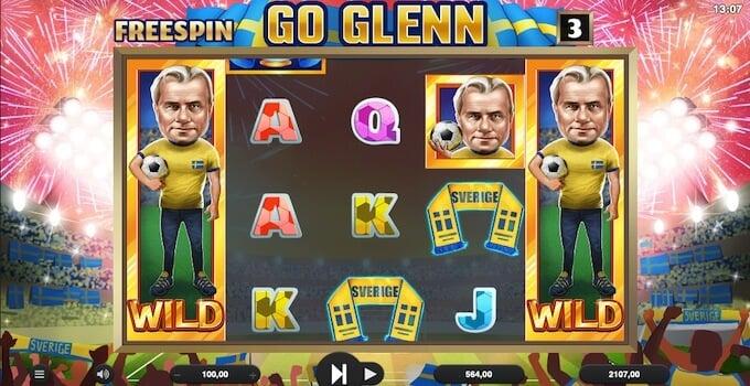 Go Glenn Free Spins