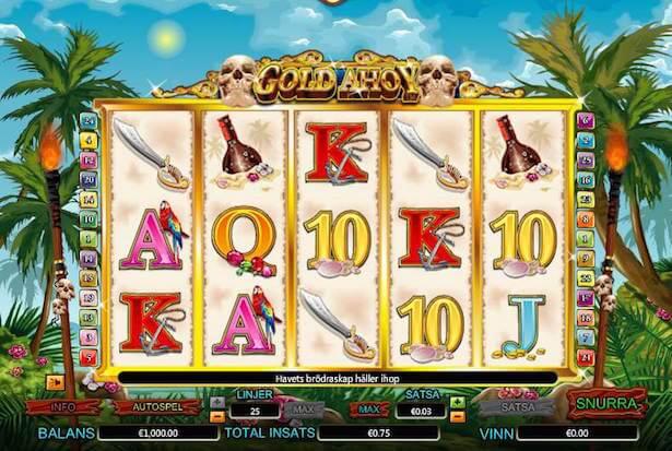 Gold Ahoy Slot