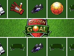 Golden Goal logga.