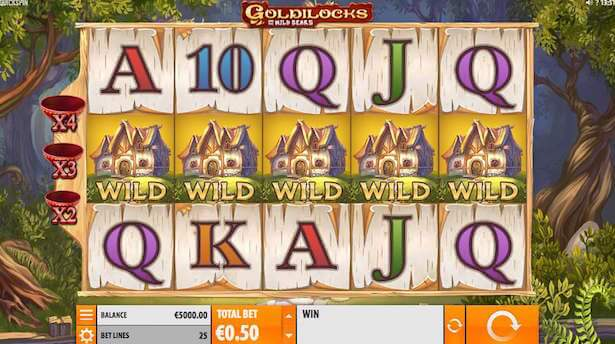 Goldilocks Slot