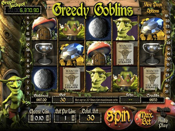 Greedy Goblins Bonus