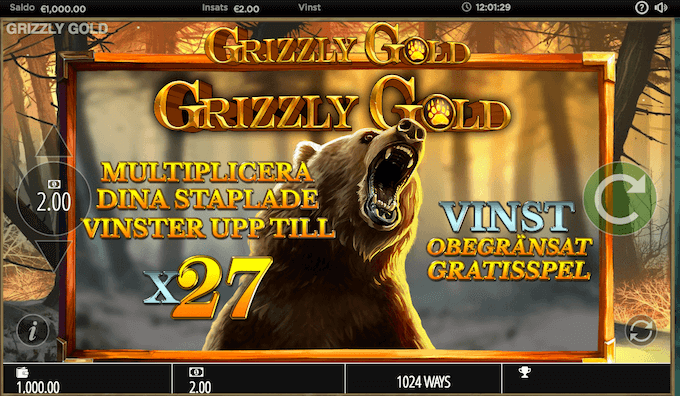 Grizzly Gold