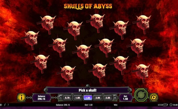 House of Doom bonusspel