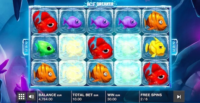 Ice Breaker Free Spins