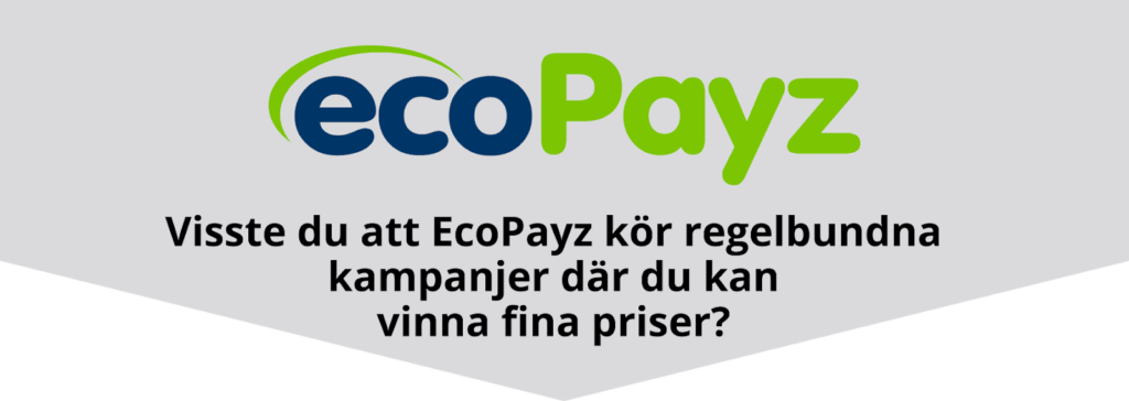 EcoPayz kampanjer
