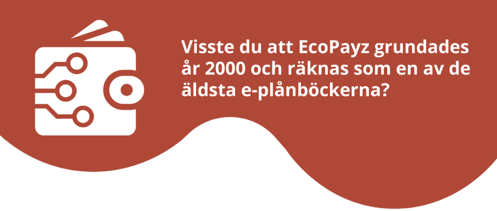 EcoPayz grundades 2000
