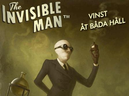 The Invisible Man vinst båda håll.