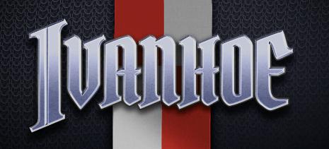 Ivanhoe logga.