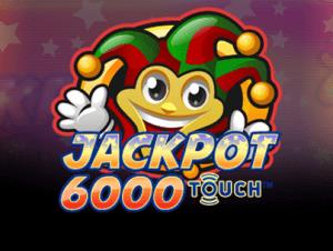 Jackpot 6000 finns i mobilen