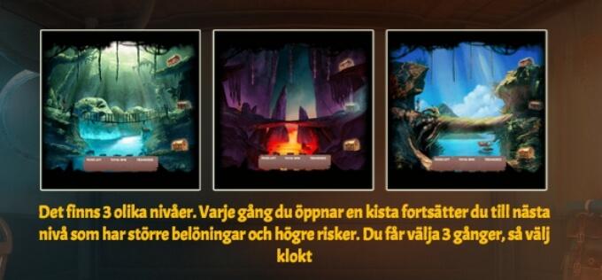 Jackpot Raiders Slot Bonus Game