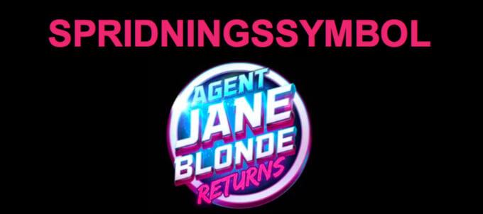 Agent Jane Blonde Returns Slot Bonus