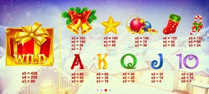 Jingle Bells Slot Bonus