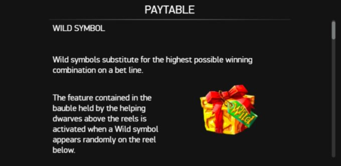 Jingle Spin Slot Wild