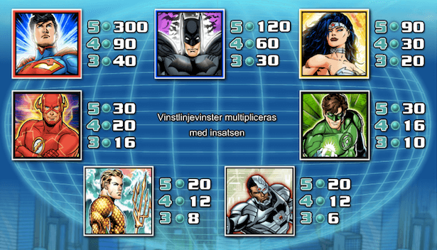 Justice League Bonus