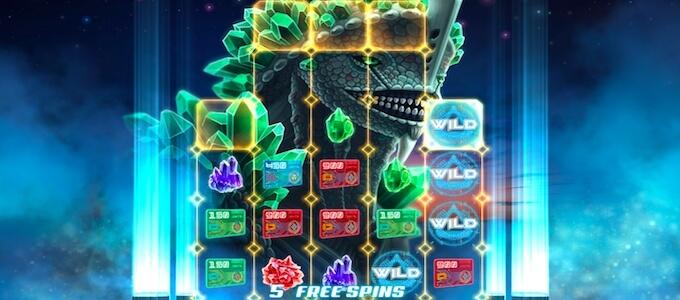 Kaiju Slot Free Spins