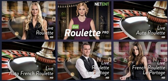Betspin live casino