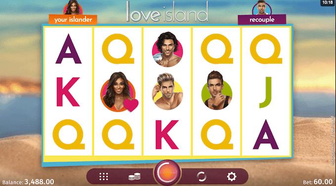 Love Island spelbord