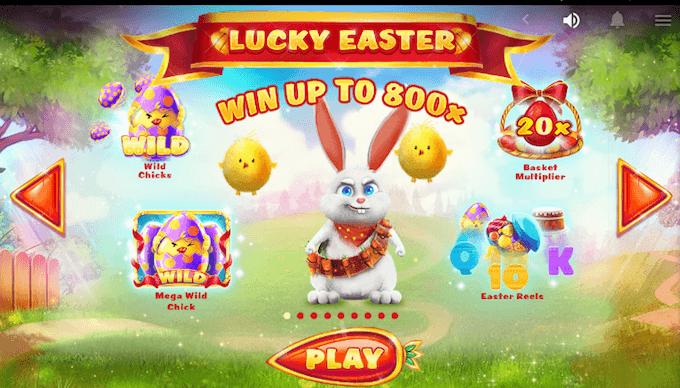 Lucky Easter bonus