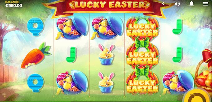 Lucky Easter spelbord