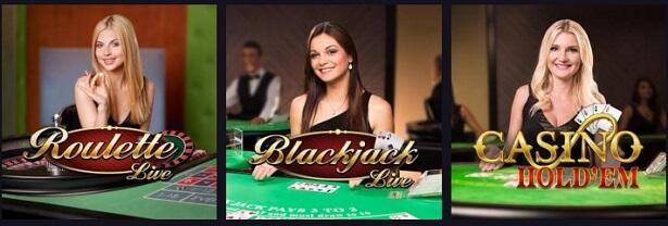 Maria Live Casino