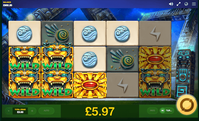 Mayan Gods spelbord
