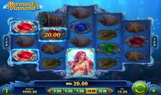 Mermaids Diamond Slot