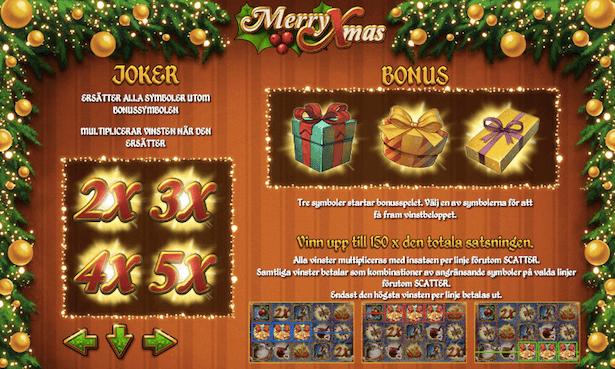 Merry Xmas Bonus