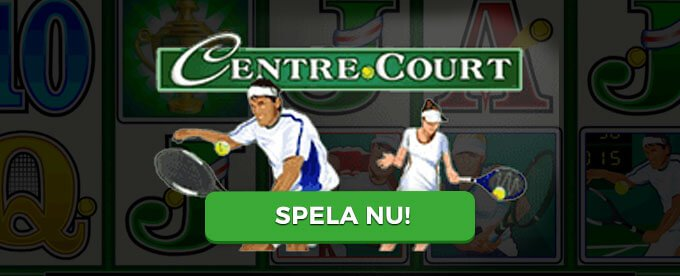 Centre Court banner