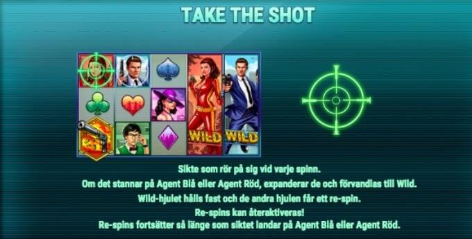 Mission Cash Slot Bonus