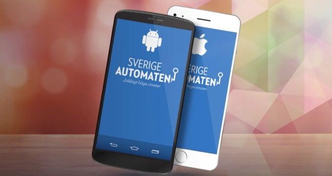 SverigeAutomaten mobilcasino