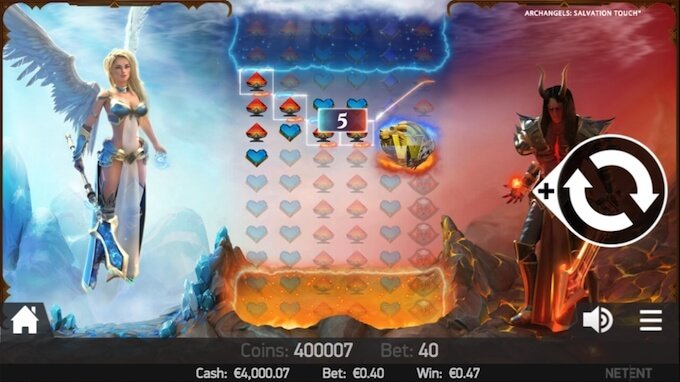 Archangels: Salvation mobil slot
