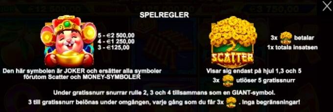 Money Mouse Slot Bonus Free Spins