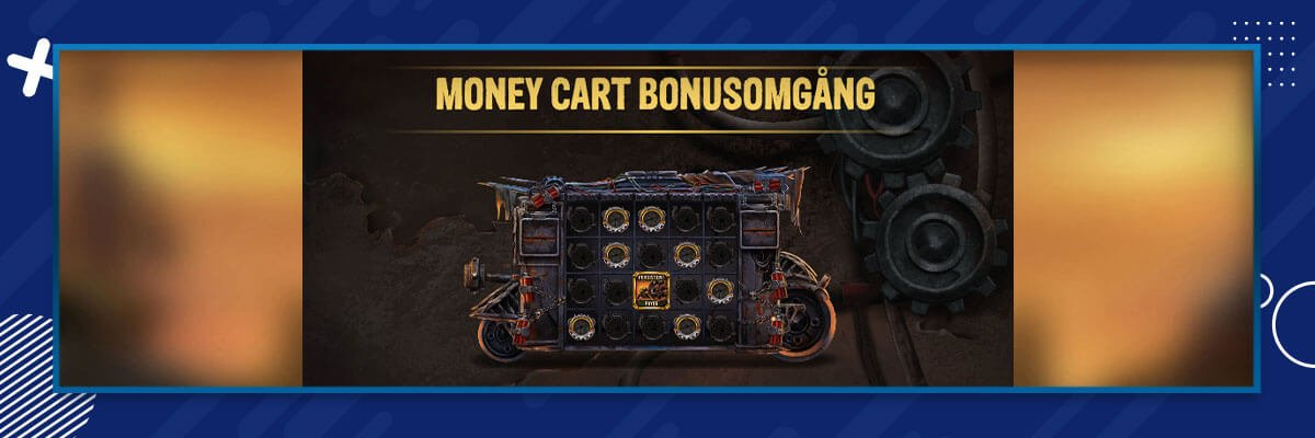 Money Train 2 Slot Bonus Spel