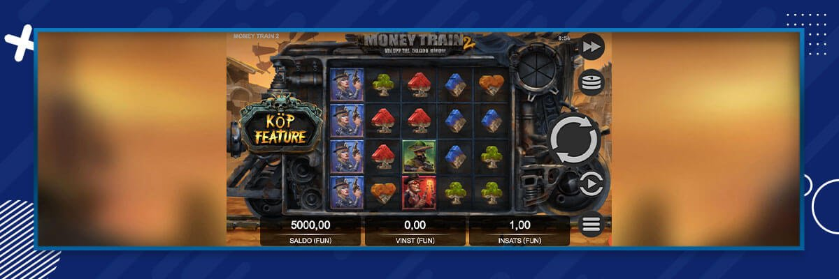 Money Train 2 Slot Bonus
