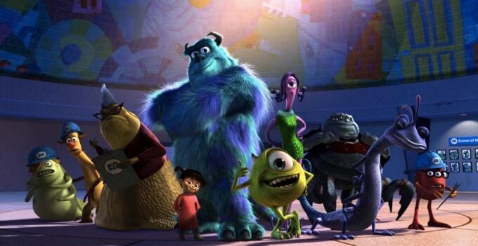 Monsters Inc Slot