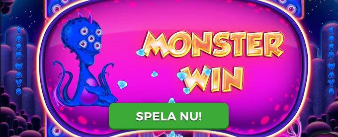 Monster Wins banner
