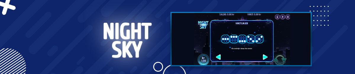 Night Sky slot