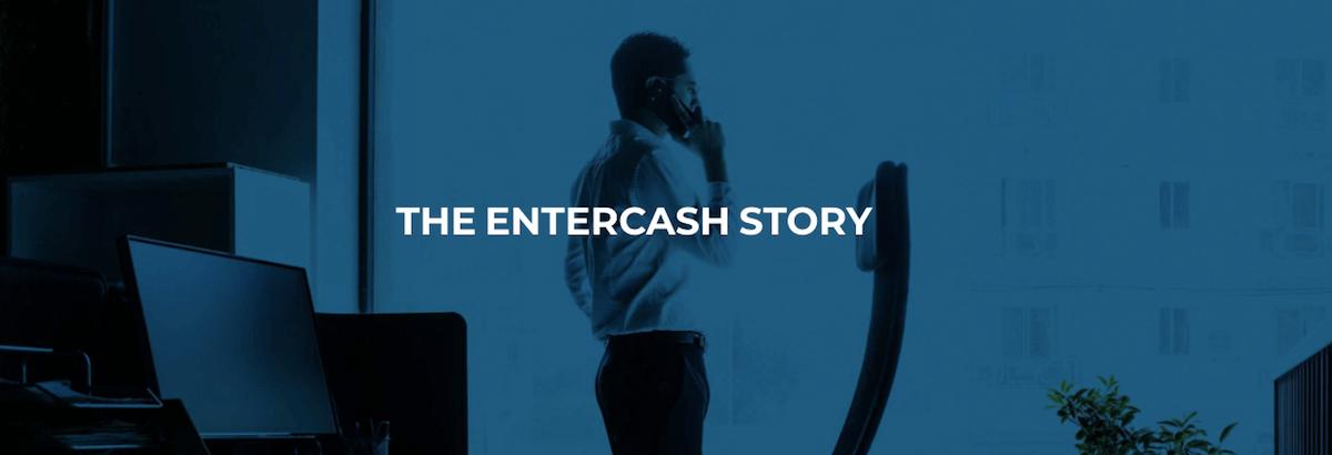Kort om Entercash