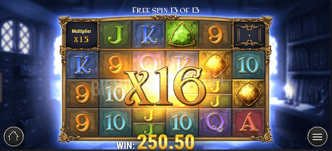 Perfect Gems free spins