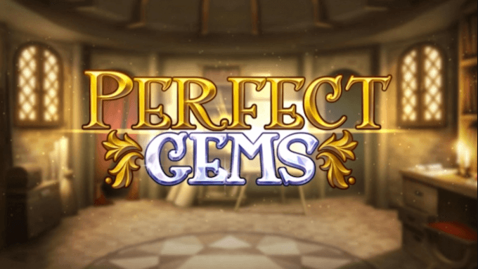 Perfect Gems tema och design