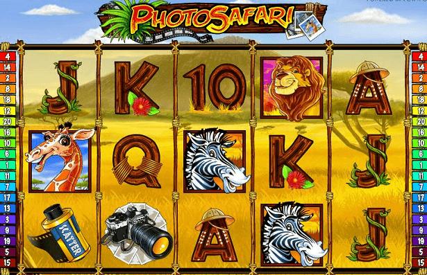 Spela Photo Safari online här!
