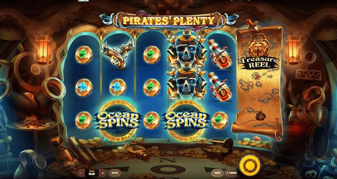 Pirates spelbord