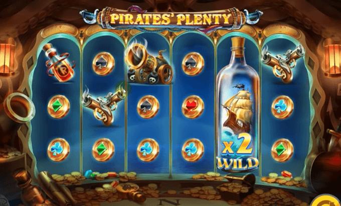 Pirates wilds