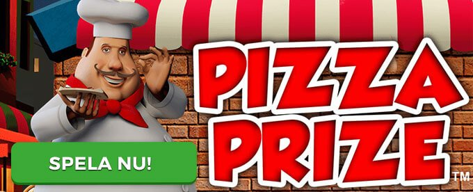 Pizza Prize banner