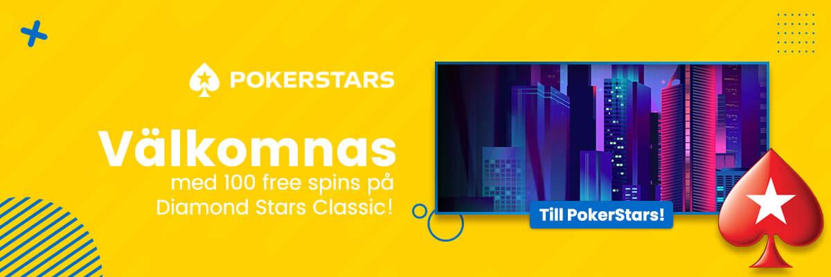 PokerStars header