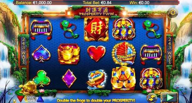 Prosperity Twin Slot