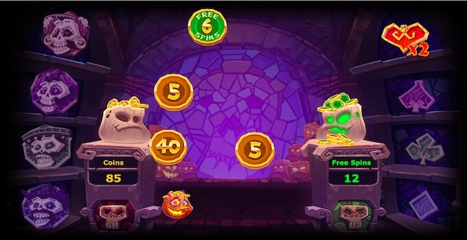 Pumpkin Smash Slot Free Spins